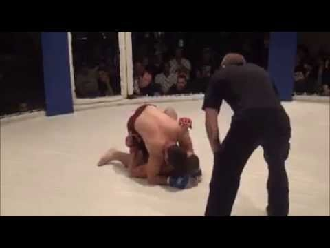 RFS10 Andrew Howard vs Evan West MMA Fight