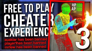 CS:GO FREE TO PLAY (CHEATER EXPERIENCE) 3