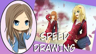 SPEED DRAWING - After school