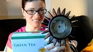 My Green Tea and LED Red Light Therapy Rosacea Experiment Rosy JulieBC
