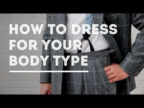 How To Dress For Your Body Type & Shape