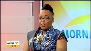 Morake wins SA Savanna Comic Choice of the year Award