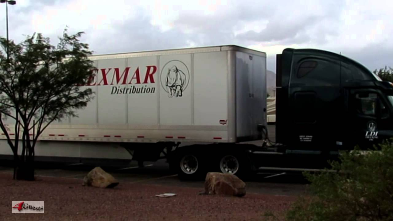 Lexmar Distribution logo