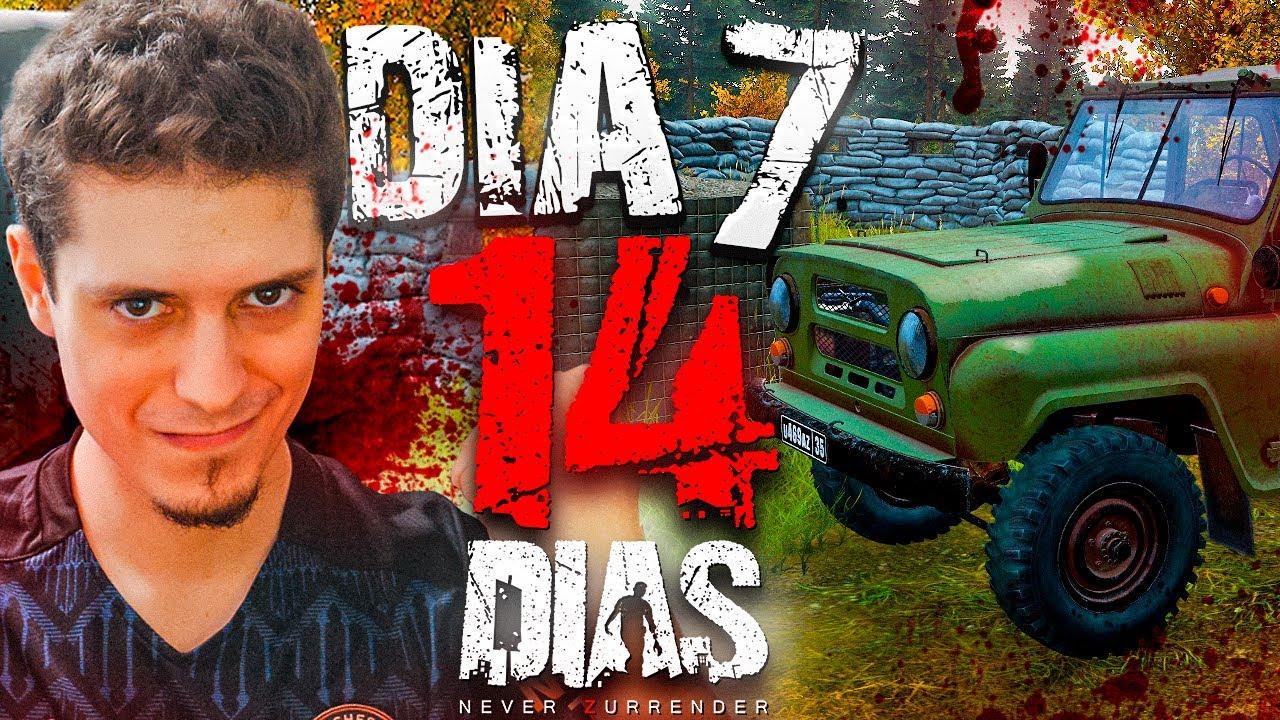CONSEGUIMOS EL COCHE | SOKI EN 14 DIAS | DAYZ #7