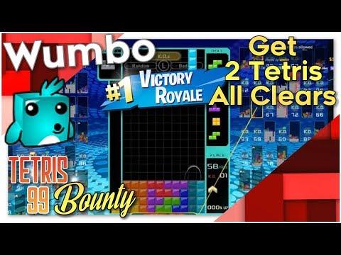 "Tetris 99 Bounty - ""2 Tetris ACs in 1 match"""