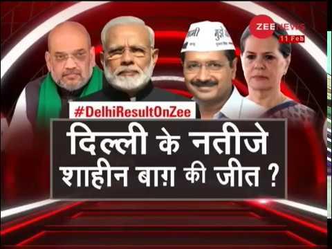 Taal Thok Ke-Spl Edition: अब राष्ट्रवाद की राह पर Kejriwal? | Delhi Election Result | AAP WIN 2020