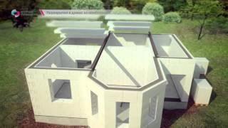 Смотреть видео построить дом своими руками
