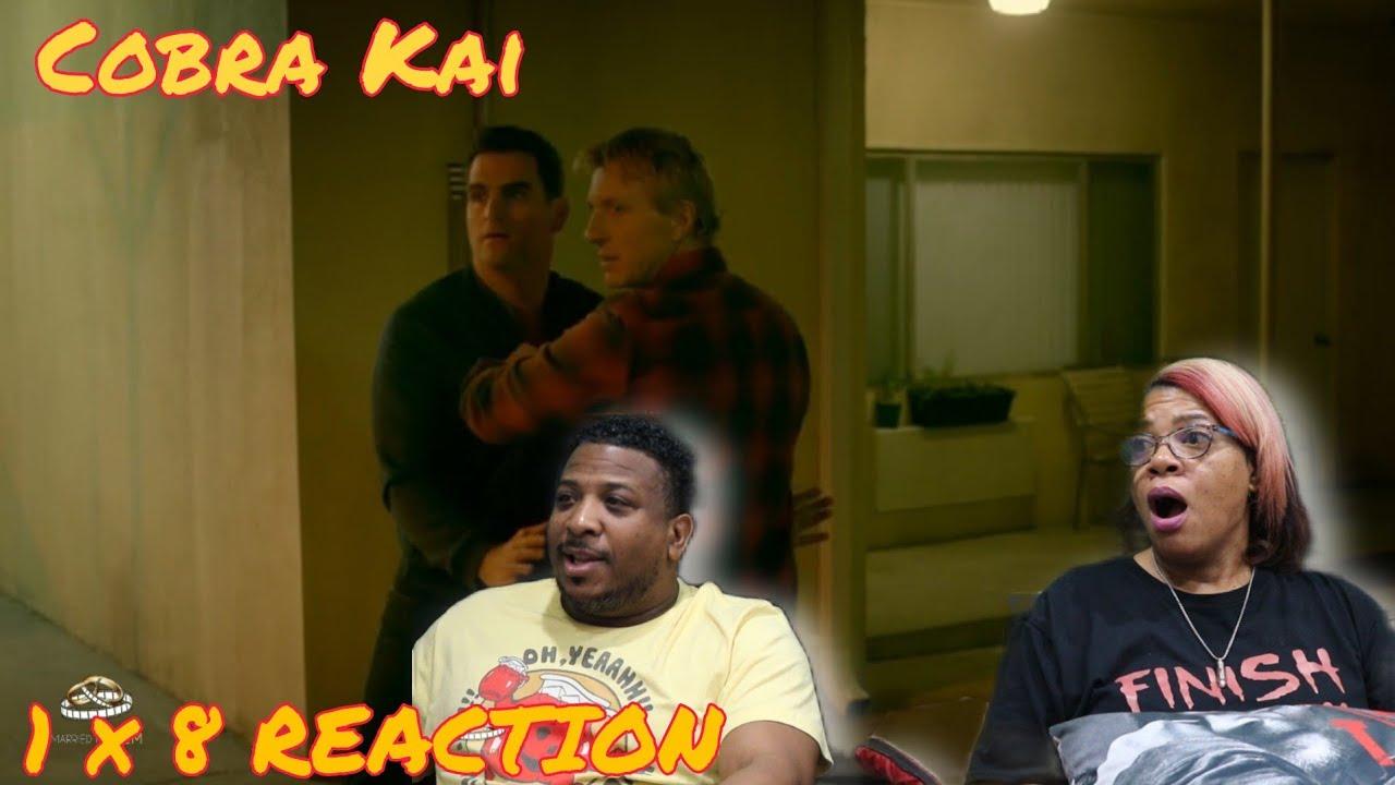 "Download Cobra Kai | REACTION - Season 1 Episode 8""Molting"""