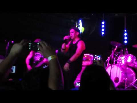 """Saratoga """"Hasta el día más Oscuro"""" en Vivo en Cd Obregón Sonora México 20131114"""