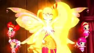Winx Club Season 6 Episode 12 ~ Shimmer in the Shadow: Stella's the Hero ~