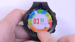 New  Zeblaze THOR 4 Dual 4G Smartwatch Phone Hands On Review - Compare Price