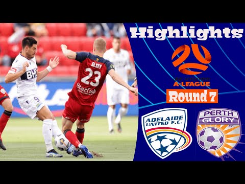 Adelaide United Perth Goals And Highlights