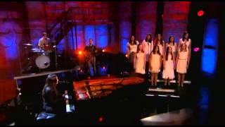 Vanessa Carlton - I Don't Want To Be A Bride (Live at Conan O'Brien)
