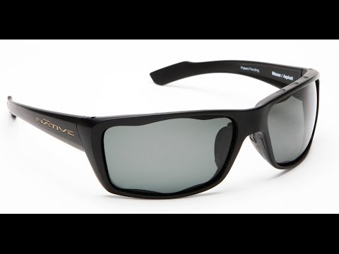 bccd596c979 Native Eyewear Wazee Polarized Sunglasses w Interchangeable Lens System