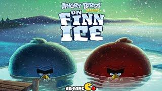 Angry Birds Seasons: On Finn Ice 1-18 Walkthrough 3 Star