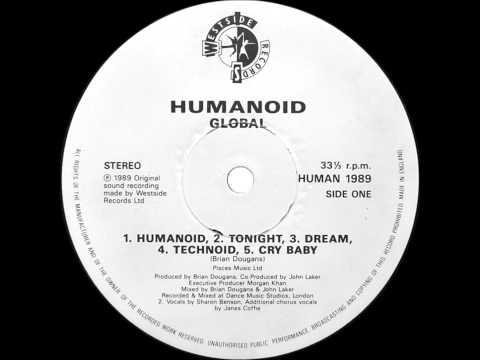 HUMANOID - CRY BABY (1989)