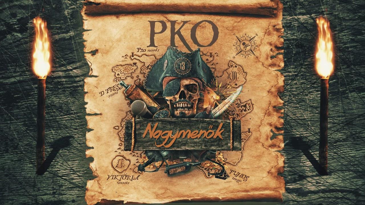 PKO - Nagymenők {Skit} / Fekete Péntek 2019 / | OFFICIAL AUDIO |