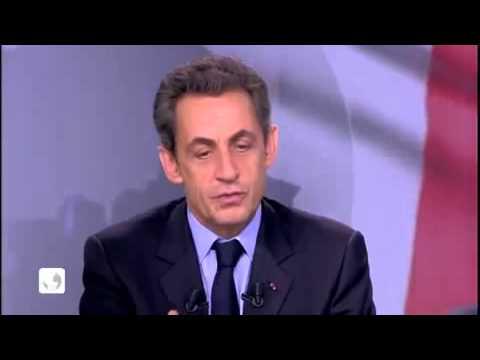 """Interview de Nicolas Sarkozy clash François Hollande : """" Je vais exploser François Hollande """""""