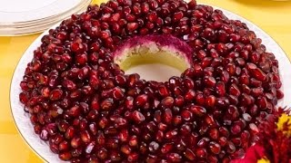 Салат Гранатовый браслет - (фото рецепт)