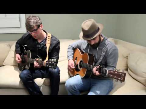Interview and Acoustic Performance with Drew Holcomb of Drew Holcomb and The Neighbors