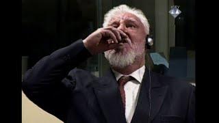"""TPIY: le Croate Praljak est mort """"après avoir bu du poison"""""""