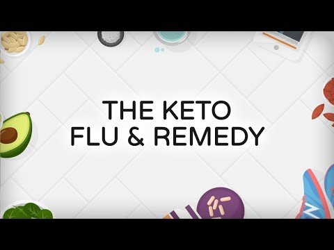 The Keto Flu & How to Remedy It