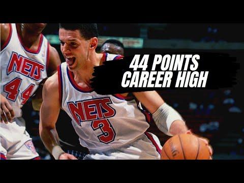 Download Drazen Petrovic 44 pts VS Houston Rockets [+Interview with Drazen]