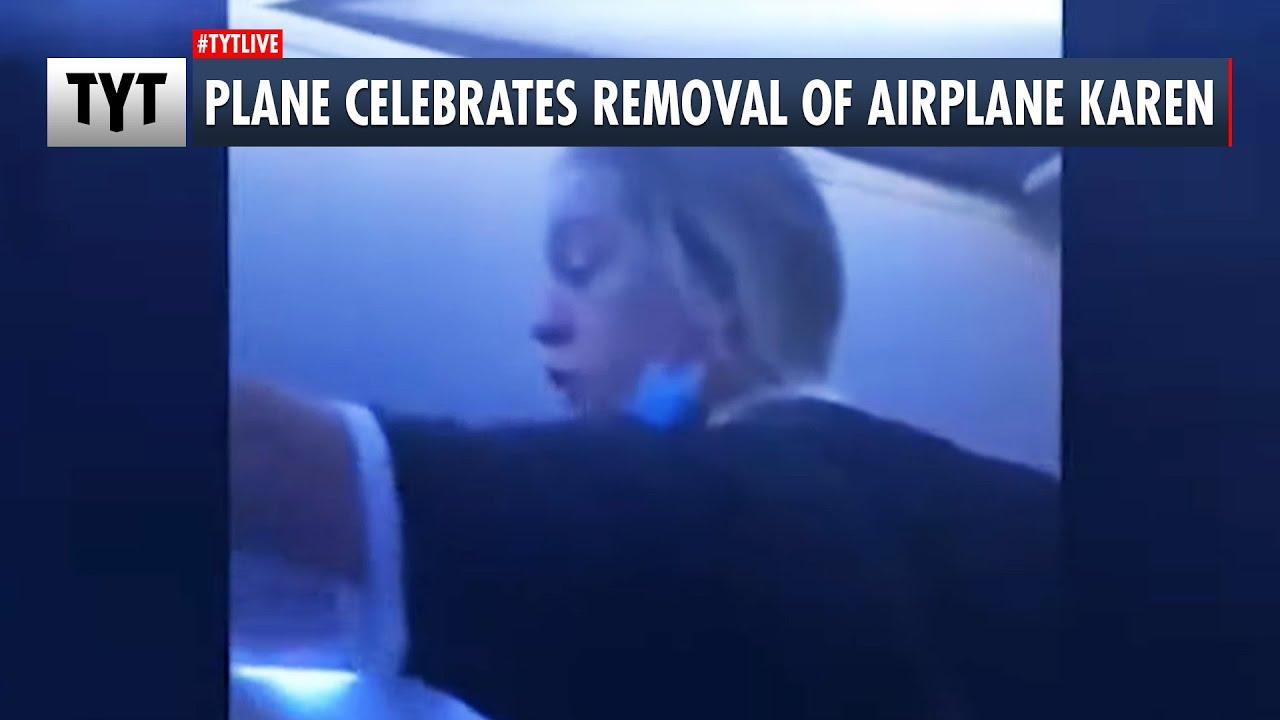 Download Karen Kicked Off Plane for Insane Disney Rant