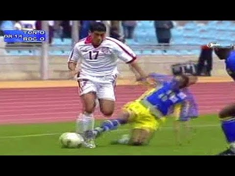 Match Complet CAN 2004 Tunisie vs RD Congo (3-0) 28-01-2004