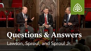 Dever, Lawson, Sproul, and Sproul Jr.: Questions & Answers #2