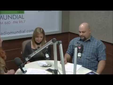 ANNABEL SAMPAIO -  Entrevista Radio Mundial - Anunaki - Nibiru