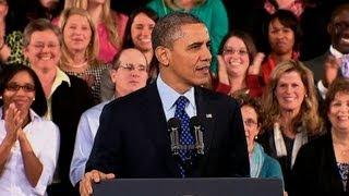 President Obama on Early Childhood Education