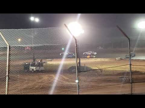 Factory Stock Feature @ 105 Speedway 10/5/19