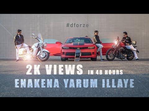 Enakena Yarum Illaye, Anirudh - Tamil, Dancecover, DForze, Zingaroe Remix, Aakko