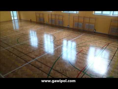 Cyklinowanie/ Renowacja sali sportowej/gimnastycznej 886 855 877 - Rokity woj. pomorskie
