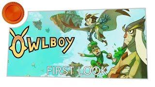 First Look - Owlboy - Xbox One