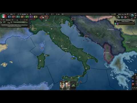 HOI4 - Italy EP01