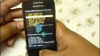 Install Jelly Bean on Galaxy Ace Gt S5830i,d,c,m