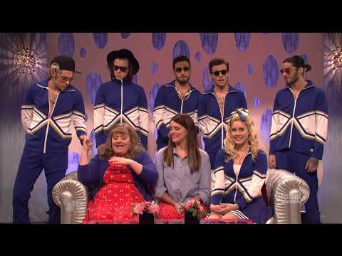 One Direction - SNL (skit part 3- dancing highlight)