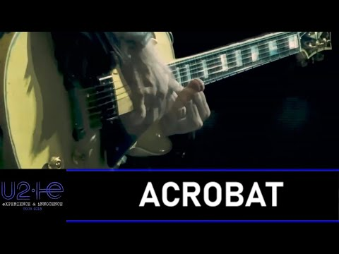 U2 makes HISTORY with the LIVE DEBUT of ACROBAT (LIVE FROM TUSLA 2018 - MULTICAM HD)