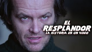 El Resplandor (The Shining) I La Historia en 1 Video #MaratónFedewolf