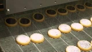 Posypka kokosowa - ciastka - przemysł spożywczy