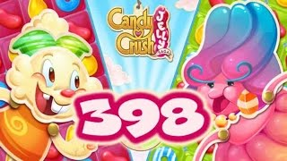Candy Crush Jelly Saga Level 398