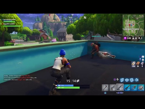 Fortnite another day hope we win part 2