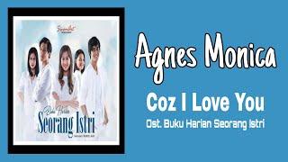 Agnes Monica - Coz I Love You | Ost. Buku Harian Seorang Istri