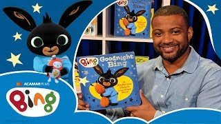 Bing Bedtime Story with JB Gill | Bedtime Stories | Cartoons For Kids | Bing Bunny