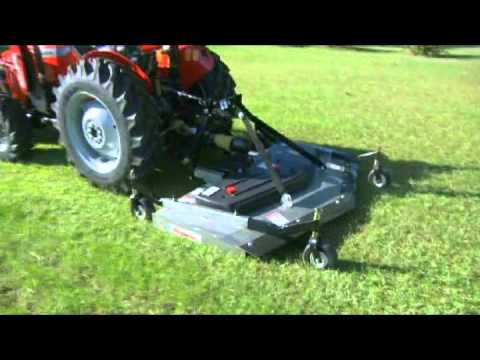 KingKutter Finish Mower