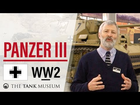 Tank Chats #33 Panzer III | The Tank Museum