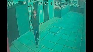 Video del hermano de Rafael Uribe Noguera entrando al apartamento donde Yuliana fue asesinada