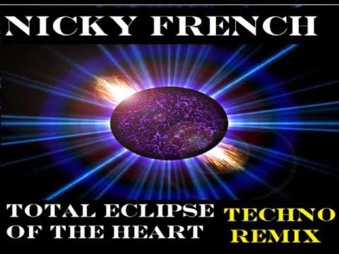 Nicki French  -Total Eclipse Of The Heart (Techno Remix).